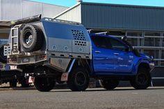 Survival camping tips Toyota Trucks, 4x4 Trucks, Ford Trucks, Truck Mods, Camper Tops, Vw Camper, Campers, Custom Truck Beds, Custom Trucks