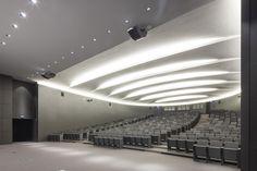 C100 by Lamm in Paris, Campus Jussieu University