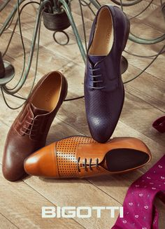 #Reinterpreted #classic Although it already gained the #status of #representative, #classical #model of #shoes does not remain a #prisoner of the #past. Retaining its #shape, is brought into the #present through #braids, #perforations or #stamped #leather .  #More in #Bigotti #men #clothing #stores and on https://www.bigotti.ro/incaltaminte-barbati Bigotti
