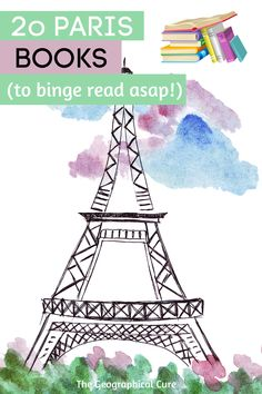 "This is the ultimate guide to 20 amazing books to get you in the mood for Paris. As an ardent Francophile, I've done my fair share of ""Paris reading"" over the years. These 20 books are either set in Paris, describe Paris' wondrous history and culture, or just make you want to pack your bags and hop on a plane to Paris. If you can't travel right now, you can travel virtually to Paris with these amazing books. What To Read 