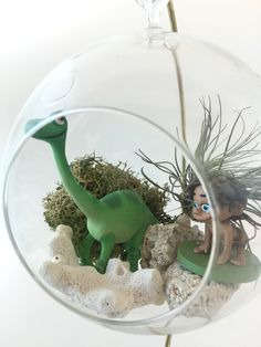Make Your Own Terrarium Inspired By The Good Dinosaur   Lifestyle   Disney Style