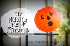 Halloween and Fall Craft Projects Roundup - Centsible Life