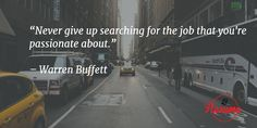 Essential Tips for Work and Life From Warren Buffett..  more on: resumeshoppe.com