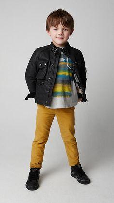 leather #kids #fashion