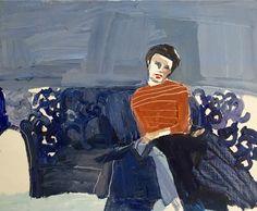 Clara Adolphs, Blue