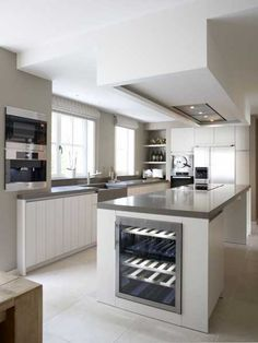 built in wine cooler - Google Search
