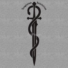 Liquid Snake's tattoo