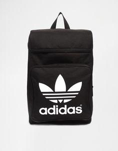 b50b81359162 adidas Originals Classic Backpack in Black at asos.com