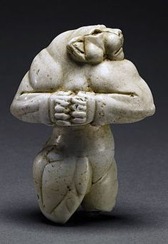The Guennol Lioness is a 5,000-year-old Mesopotamian statue found near Baghdad, Iraq. Depicting a muscular anthropomorphic lioness-woman, it...
