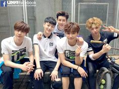 UNIQ | YiBo | SeungYoun | WenHan | YiXuan | SungJoo ♥
