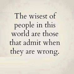 people who can't admit they are wrong - Google Search