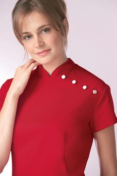 beautician uniforms THE MOST BEAUTIFUL - Google Search