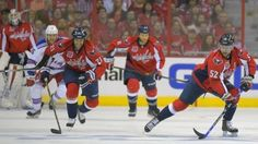 Can the Capitals Outlast the Rangers?