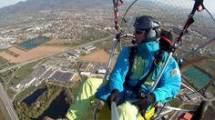 Vol paramoteur dans le Sundgau Le Sundgau vu d'en haut !