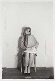 Cindy Sherman 'Untitled', 1976, printed 2000 © Cindy Sherman