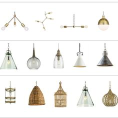 Picking the perfect light fixture for your kitchen