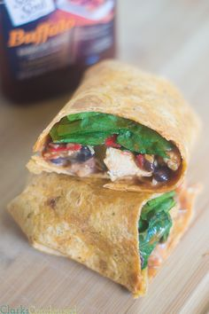Want to know how to make BBQ Chicken Wrap
