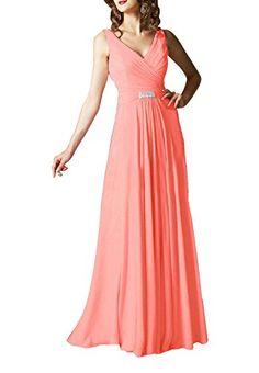 JY Women's V Neck Elegant Mother of the Bride Dresses Evening Dresses #93 US 22 Coral Jingyang http://www.amazon.com/dp/B0155TC30A/ref=cm_sw_r_pi_dp_UCbXwb0A6A2MS