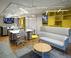 Office Renovation And Brand Renewal Of Prointel By AGi Architects