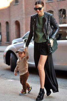 thời trang,mẹ con, hollywood,ngôi sao, Miranda Kerr, bé suri, katie holmes, victoria beckham