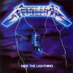 Metallica Ride The Lightning ♥ this album