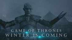 We know that winter is coming and King of the Night Walkers has already tumbled down the Ice wall with blue flames dragon. What will happen in GOT season Game Of Thrones Cersei, Losing A Baby, Wall Game, Night Walkers, King's Landing, Just Pretend, Night King, Third Baby