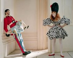 Trend Paige: Tim Walker Photography
