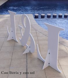 Decoración bodas personalizada y letras decorativas para eventos