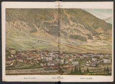 Der Gotthard : Bahn, Strasse und Tunnel. Rar_4615 City Photo, Vintage World Maps, Literature