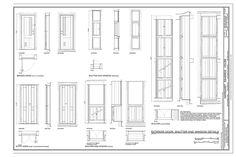 Great Buildings Drawing - Esherick House | ⚘ ⇻ ⋐ᴘ᷂ᴀ᷂ ...