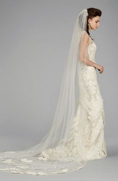 Bridal Gowns, Wedding Dresses by Lazaro - Style LZ3454