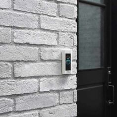 Buy Ring Smart Video Doorbell Pro with Built-in Wi-Fi & Camera plus Ring Smart Chime from our Smart Home Monitoring range at John Lewis & Partners. Free Delivery on orders over Wireless Home Security Systems, Security Alarm, Ring Security, Security Products, Video Security, Security Service, Best Home Security, Security Cameras For Home, House Security