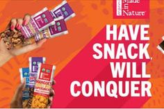 FREE Made in Nature Snacks on http://www.freebies20.com/