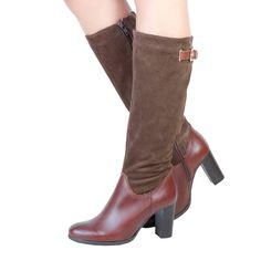 c0f9f742c Botas de piel de Pierre Cardin  luxeoutletvalencia  pierrecardin  botas   calzado