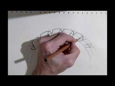 Tutorial filete porteño. La hoja de acanto - YouTube Arte Popular, Youtube, Doodles, Videos, Drawings, Floor, Inspiration, Furniture, How To Draw