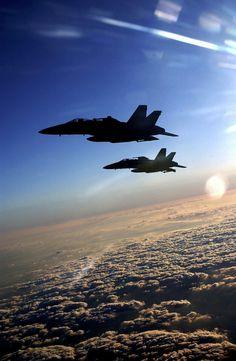 F-18 Patrol.