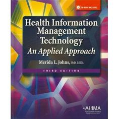 Health Information Management Technology [Hardcover]