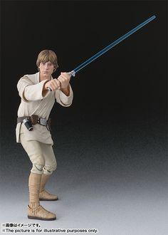 SH Figuarts ANH Luke Skywalker 003