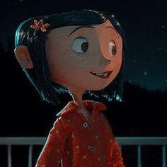 ━━ 𝕸𝖆𝖙𝖈𝖍𝖎𝖓𝖌 𝖎𝖈𝖔𝖓𝖘 𖤐₊˚. Cartoon Profile Pictures, Matching Profile Pictures, Coraline Aesthetic, Aesthetic Anime, Coraline And Wybie, Coraline Art, Desenhos Tim Burton, Coraline Jones, Tim Burton Films