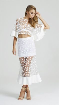 A LITTLE SOUL SKIRT by Alice McCALL