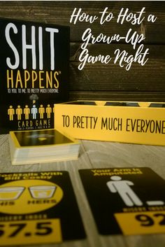 4 Tips for Hosting a Grown-Up Game Night Game night isn't just for kids! Hereis how to host a fun game night with your grown up friends. Adult Game Night Party, Couples Game Night, Game Night Parties, Medan, Birthday Games, 26th Birthday, Fun Drinking Games, Growing Up Girl, Fun Board Games