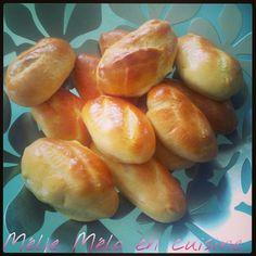 les pains au lait ( avec ou sans thermomix ) - Mélie mélo en cuisine