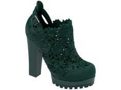 Flower Boot + Alexandre Herchcovitch (Verde)