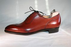 4 Things to Look for in a Good Pair of Men's Shoes. Pictured here: Gaziano & Girling