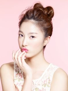 Lee Ha Eun by Lee Jae Chan for Ceci Korea May 2015