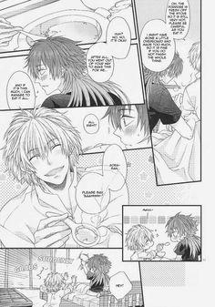 DRAMAtical Murder dj - Zenshin Zenrei de Aishimasu Ch.1(end) page 11 at www.Mangago.me