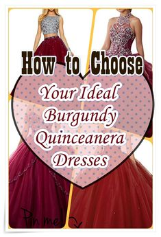 Find the best Burgundy quinceanera dresses in the area of yours! Find Burgundy quinceanera dresses as well as where to get them! Burgundy Quinceanera Dresses, Our Girl, Fashion Show, How To Memorize Things, Good Things, Princess, Party, Unique, Style