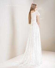 Vestido novia JESUS PEIRO 7057 JESUS PEIRO gown MIRTILLI COLLECTION 2017