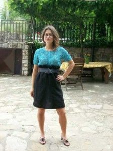 tutorial and pattern / how to sew the best skirt ever