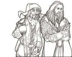 Hobbit Coloring Pages - Bing Images